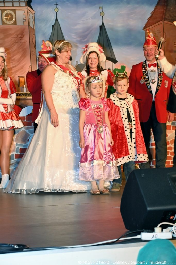 NCA-Kinderfasching